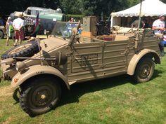 Funkwagen @ war and peace 2014