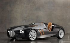 BMW 328 Hommage - one of the most beautiful cars ever made.