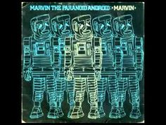 Marvin The Paranoid Android 'Marvin' (1981)
