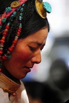woman of Tibet