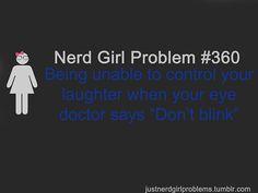 geek, eye doctor, book, doctor who, nerd problems, quot, people, fandom, nerd girl problems