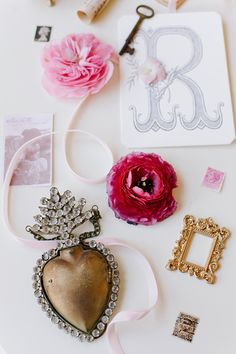 Valentine's Day pretties   Magnolia Rouge