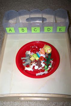 the letter a preschool, tot trays, autism classroom, preschool classroom centers, beginning of preschool ideas, sound sort, letters and sounds, learning letter sounds, beginning sounds