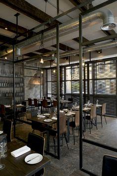 Dabbous (London), London restaurant / Brinkworth