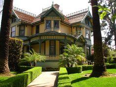Queen Anne Victorian, Escondido, California