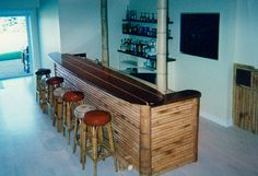 Outdoor ideas on pinterest outdoor bars surfboard and for Surfboard bar top ideas