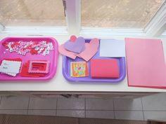 Valentine's Day Montessori Style