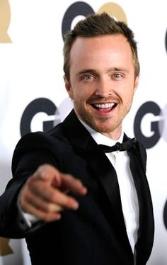 Aaron Paul (Jesse Pinkman from Breaking Bad) is without a doubt one of my favorite actors.