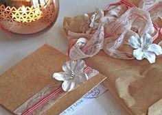 ribbon DIY cards