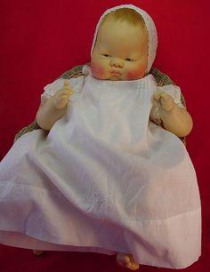 1960's baby dear doll