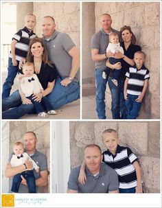 family poses, how to pose a family of four, family pictures and groupings.
