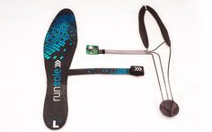 RunSole. Insole that tracks. Strike index, speed, pace, pronation vs. supination, ground contact info, cadence, and more.