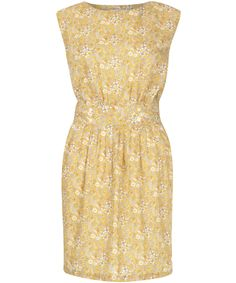Yellow Wishes Liberty print dress from the Sessùn collection.
