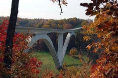 Natchez Trace Bridge, Franklin, TN