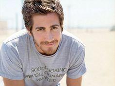 Jake Gyllenhaal. Those eyes.