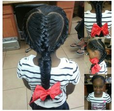 Cute little black girl hairstyles