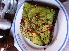 / Avocado Toast-Café Gitane