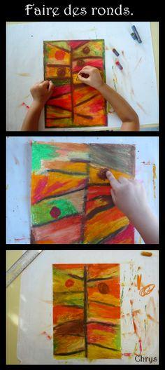 Le Journal de Chrys: Paul Klee en arts plastiques