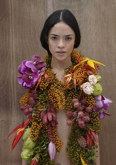 flower photos, garland, flower girls, floral