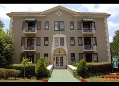 Atlanta's Beverly Hills Inn....The 18-room neo-classical inn became a bed and breakfast in 1982, but its first stint was as an apartment building for widowed women in 1929. It is the alleged apparitions of those former residents that both the Atlanta Ghost Hunter and Haunt Analyst Georgia Ghost Hunters have caught on tape.