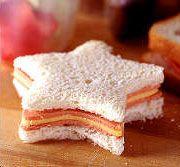 Star sandwiches