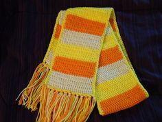 Free Shipping Handmade Crochet  Candy Corn