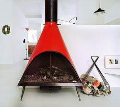 malm fireplace. looooooove