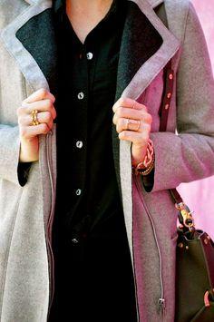Black x Grey Jacket