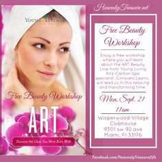 Free Beauty Workshop