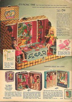 1968 Sears Christmas Wishbook