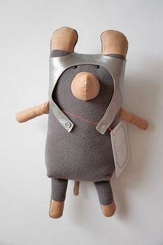 cute little critter!  jeppy1 by Studio Fludd / via Flickr