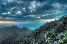 Cliff Top Sunset » Banakas | Photography