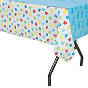 Paw-ty Time Plastic Tablecover