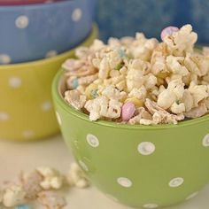 White Chocolate and Frito Popcorn {Food} - Tip Junkie