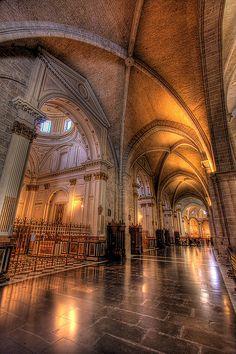 Catedral de Valencia. Spain