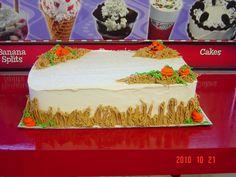 fall cakes, harvestthanksgiv cake