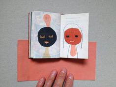 Collage Booklet by S