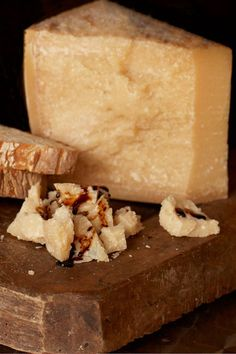 parmigiano reggiano e aceto balsamico