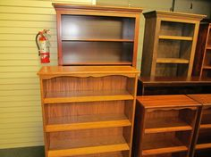 Bookcases - misc - eclectic - bookcases cabinets and computer armoires - columbus - Geitgey's Amish Country Furnishings