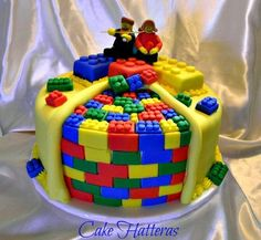 Lego Grooms Cake. . . We just sold $500 worth of will's legos. . this is perfect!