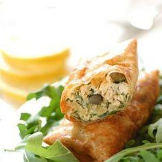 Recette Swabaa Fatma (les doigts de fatma) de la cuisine Tunisienne