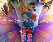 Happy Birthday Bubble Guppies TuTu Set (Ages 1-9)