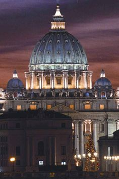 St Peters Basilica, Rome, Italy.