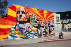 Street Art. [The Best Los Angeles Street Art of 2012: LAist]