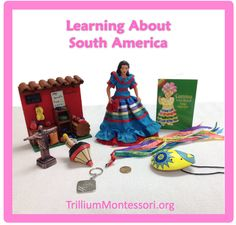 Learning About South AmericaA Thematic Unit for Preschool and Kindergarten