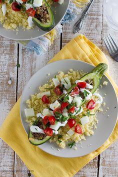 Zucchini Boats Recipe
