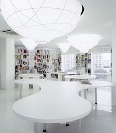 The Mochen Office by Mochen Architects & Engineers