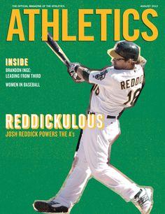 2012 Issue 4: Josh Reddick