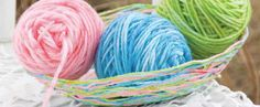 Easy Decorative Yarn