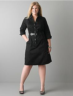 Image detail for -Fall 2011 and Winter 2012 Plus Size Fashion Trends | Real Women Have ...   nice LBD!